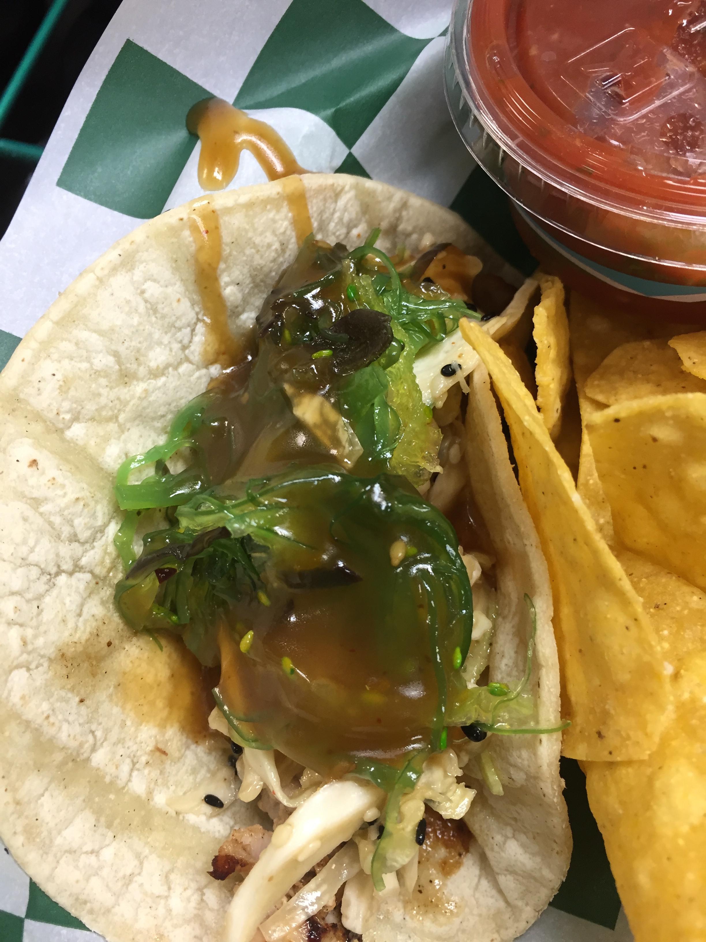 Tacos Fins Tropicali Cuisine