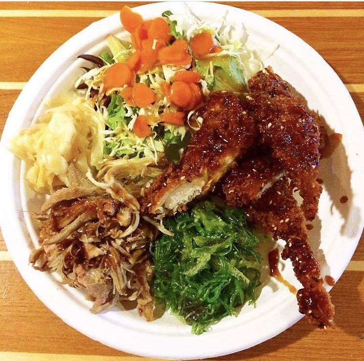 Ono Grinds | FINS Tropicali Cuisine